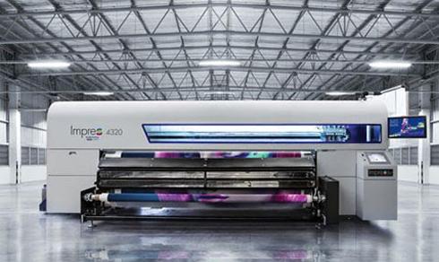 Impres é sistema completo de estamparia têxtil digital