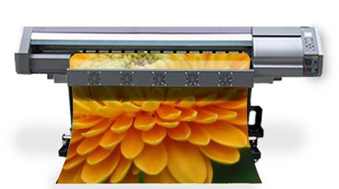 Novajet WF1602 vem com conjunto de 6 cores de tintas