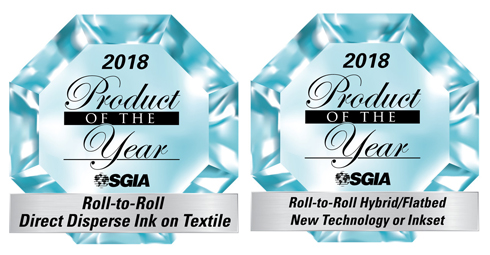 Fabricante de impressoras venceu em duas categorias do Product of the Year Awards