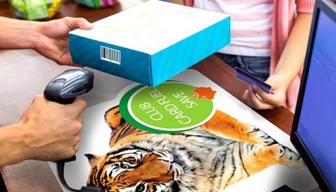 Drytac desenvolveu película específica para ambientes de venda de alimentos