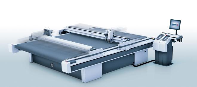 Fornecedora é especializada em máquinas de corte e acabamento