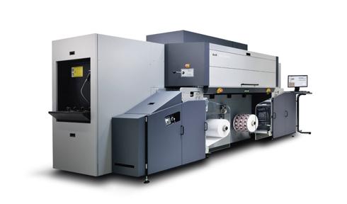 Tau 330 RSC E é indicada para pequenos e médios convertedores