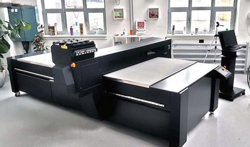 Dispositivo melhora o desempenho das impressoras UV LED da Azonprinter