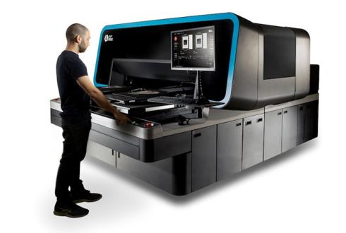 Atlas Kornit produz 350 mil impressões por ano