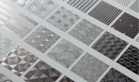 É possível criar texturas e efeitos diferenciados com o insumo