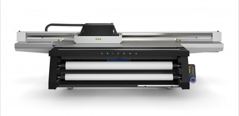 Máquinas vêm com tecnologia UV LED e sistema plano