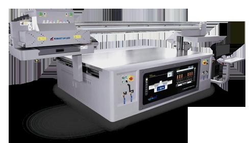Equipamento vem com tecnologia modular de cabeças de impressão