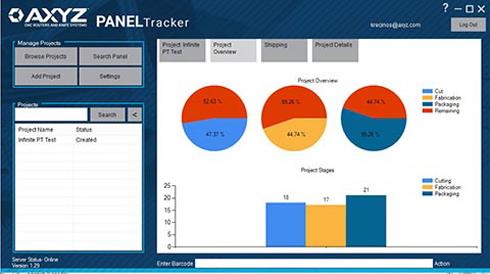 PanelTracker é agregado ao PanelBuilder CNC Router