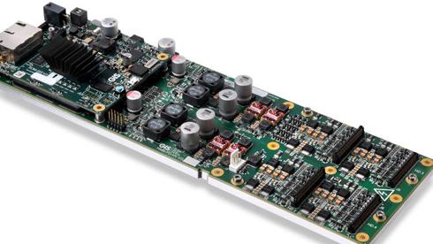 Dispositivo foi desenvolvido principalmente para cabeças Fujifilm Dimatix