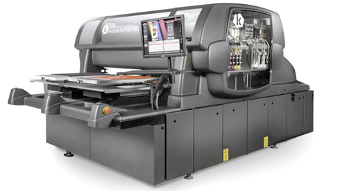 NeoPoly é um novo conjunto de tintas e processos