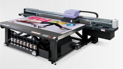 JFX200-2513 EX vem com nova função de impressão 2.5D