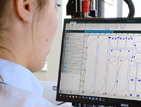 Software e máquina a laser estão entre os lançamentos da empresa para o segmento têxtil