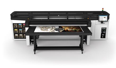 Impressoras látex com configuração híbrida pode estampar mídias rígidas e flexíveis