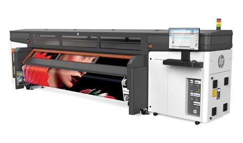 HP Stitch S1000 é indicada para demandas de alta produtividade