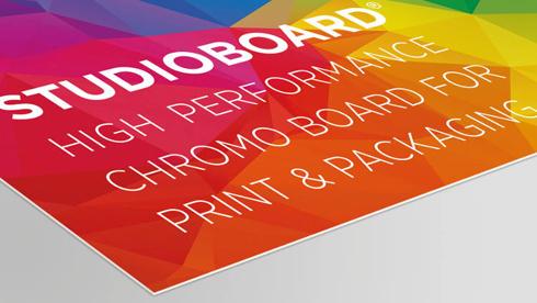 Studioboard é indicada para composição de embalagens e displays de pdv