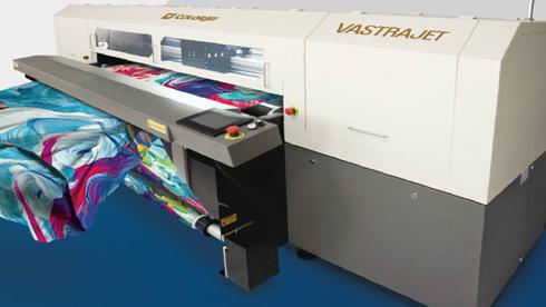 Vastrajet-8164 vem com 16 cabeças de impressão