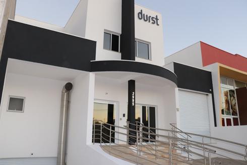Edifício abriga toda estrutura da empresa no país