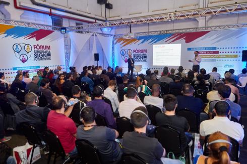 Organizado pelo Indac, evento ocorre durante feira FuturePrint 2019