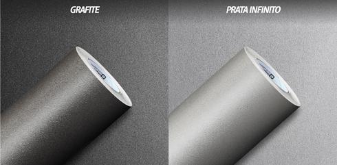 Mídia está disponível nos modelos Grafite e Prata Infinito