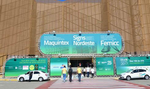Estado sediará a Signs Nordeste 2019, em setembro
