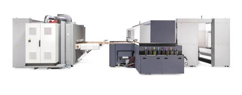 Modelos 190 e 330 são indicados para indústrias têxteis
