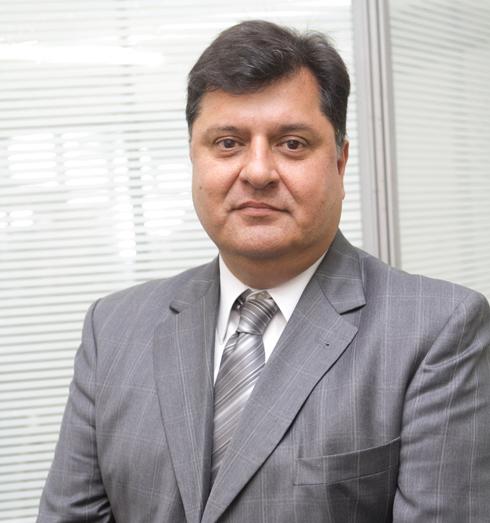Helvio Roberto Pompeo Madeira, diretor presidente da Febratex Group