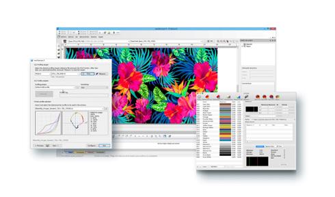 RIP é dedicado à impressão digital têxtil