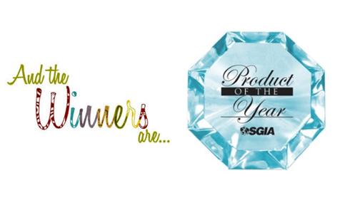 Confira os vencedores do SGIA Product of the Year Awards 2019