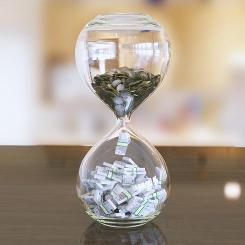 A chave do sucesso é gerir o tempo adequadamente
