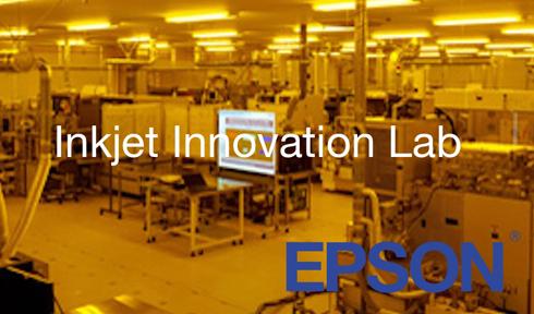Inkjet Innovation Lab buscará parcerias com outros desenvolvedores de tecnologia a jato de tinta