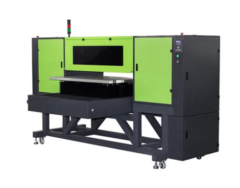 X5 emprega tecnologia a jato de tinta de cura UV LED