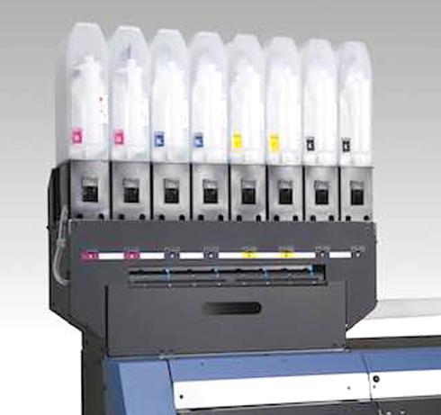 TX300P1800 MkII pode imprimir no papel transfer ou diretamente no tecido