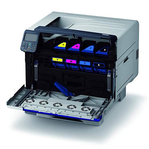 Pro9541WT oferece opção de estampar com tinta branca