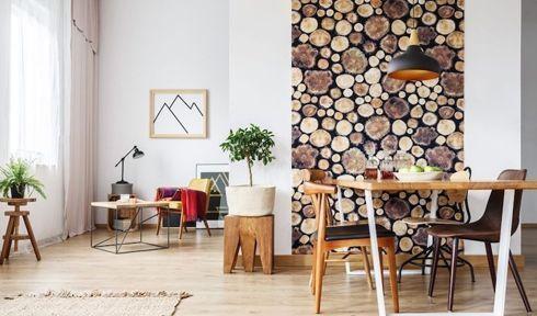 ReTac Textures Woodgrain é película com textura que simula superfície de madeira