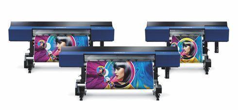 Com recorte integrado, novas impressoras rodam com tintas resistentes à abrasão