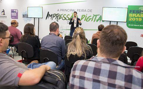 Fespa Digital Textile Conference oferecerá um dia de muitas palestras sobre o tema