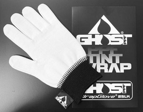 Wrapglove Ghost é item de proteção para profissionais do segmento