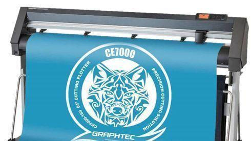 Linha substitui a Graphtec CE6000