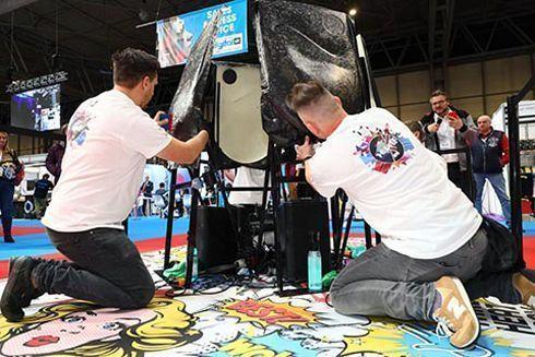 Competição ocorrerá na feira Sign & Digital UK 2020