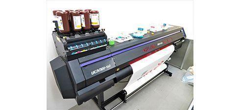 Kimura Kanban diminuiu gastos com tinta e laminação