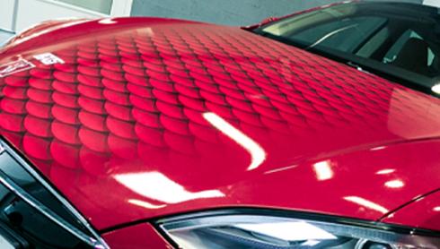 HX500WG2 é um dos materiais que fazem parte do portfólio sustentável da empresa