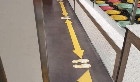 Peças de sinalização servem para orientar e educar