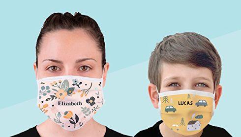 Birô espanhol já personalizou dezenas de milhares de máscaras