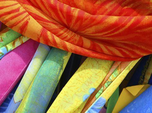 Indústrias de vestuário e decoração são as responsáveis pelo crescimento do mercado de tintas têxteis