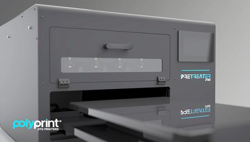 PreTunette Pro vem com sistema de recirculação automática