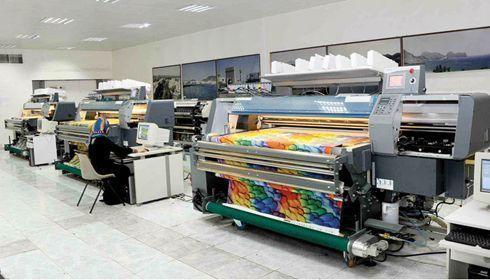 Documento apresenta uma análise profunda do mercado internacional de estamparia têxtil digital