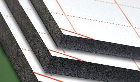 Gatorfoam Self-adhesive é solução de fácil montagem