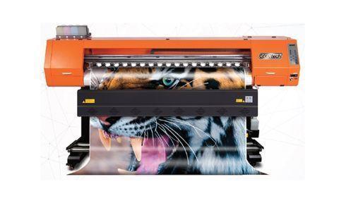 Impressora vem com duas cabeças