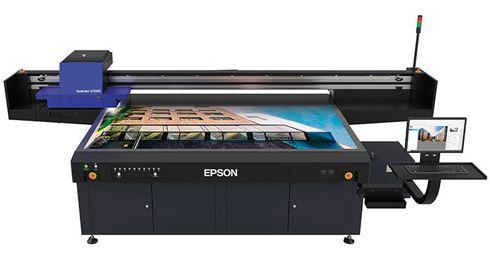 SureColor SC-V7000 agrega 10 opções de tinta