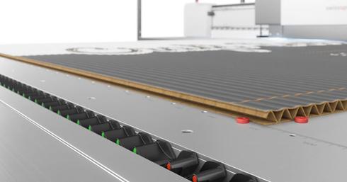 Tip Switch Vacuum, da swissQprint, contribui para um trabalho mais rápido e seguro